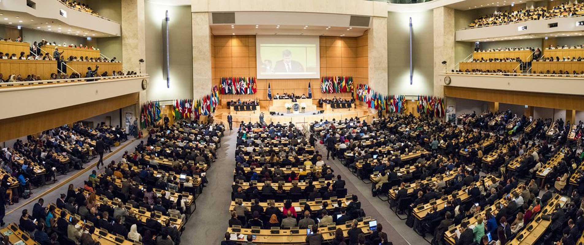 En la Conferencia Internacional del Trabajo 2018 se defiende los derechos de los trabajadores/as