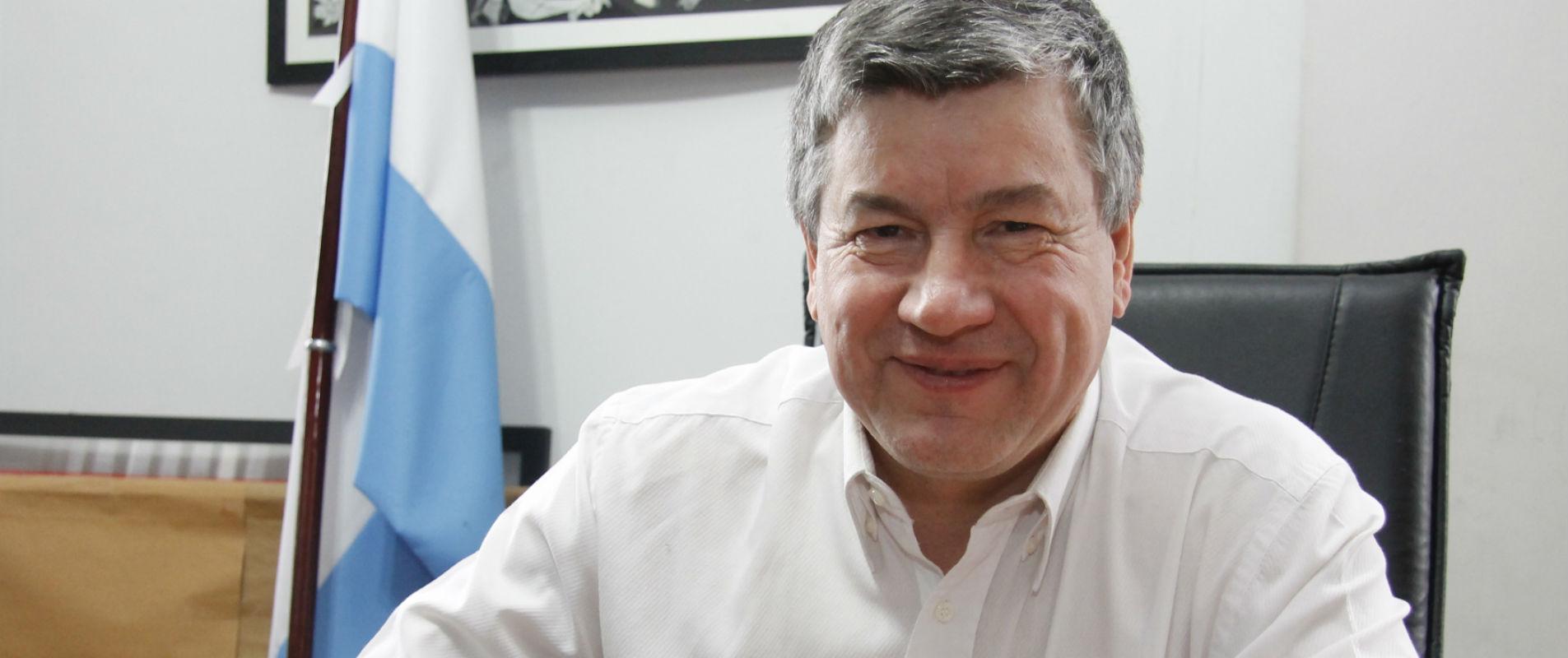 Pedro Wasiejko, Sec. Gral. de FeTIA