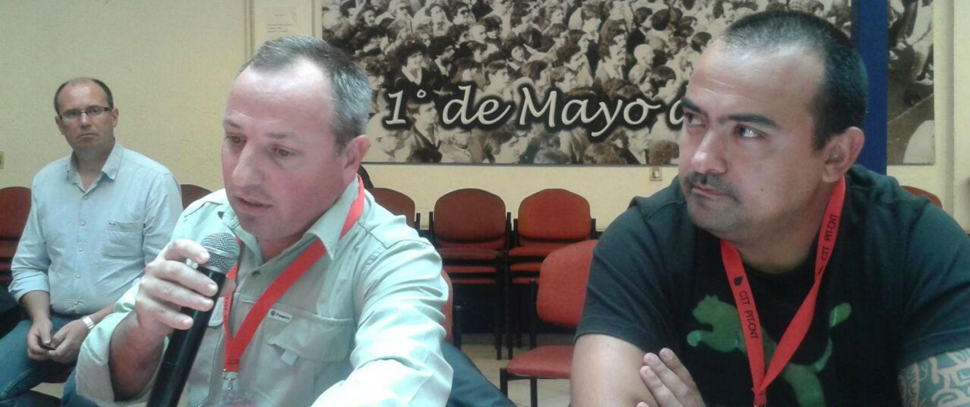 Juan Carlos Cappa y Rodrigo Jordana