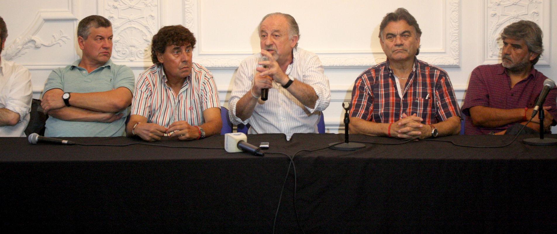 30M: Contundente convocatoria a la movilización a Plaza de Mayo