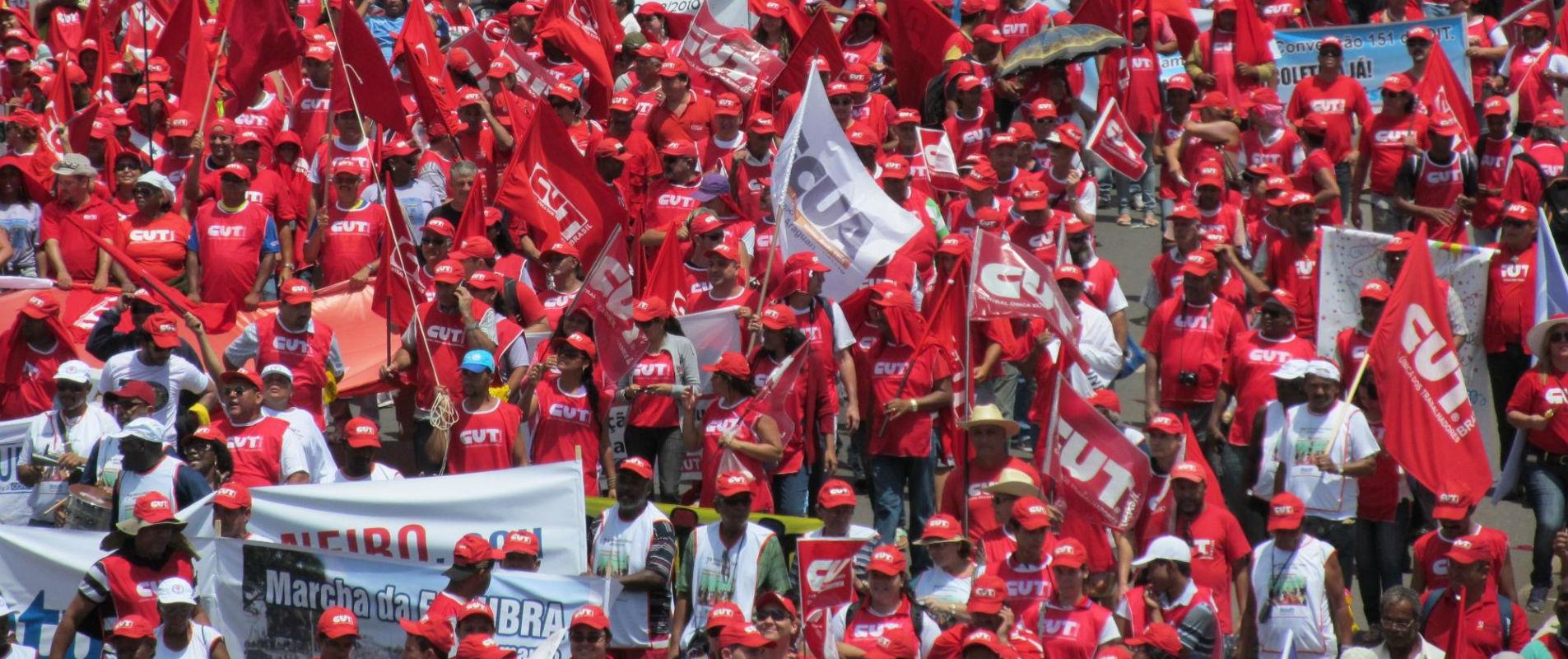 Se viene el Día del Basta en Brasil
