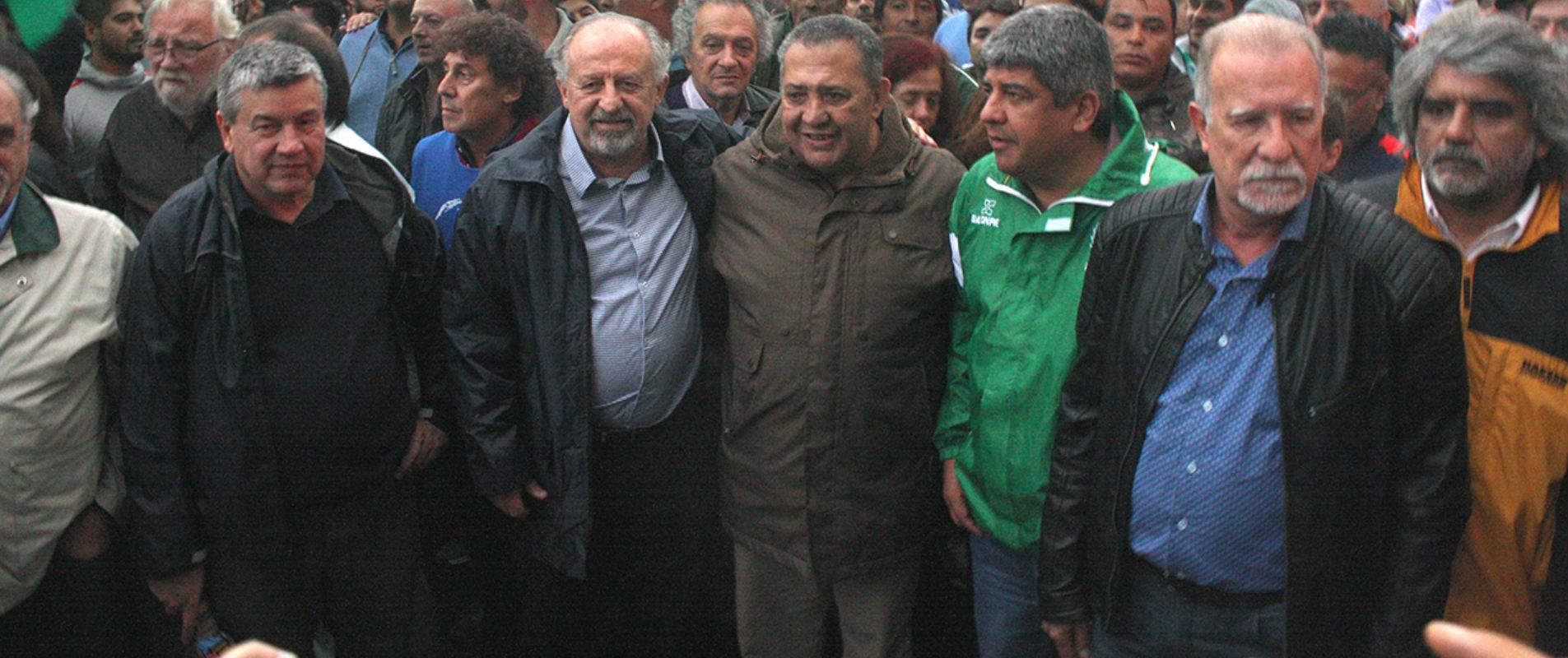 Marcha en unidad por Lula