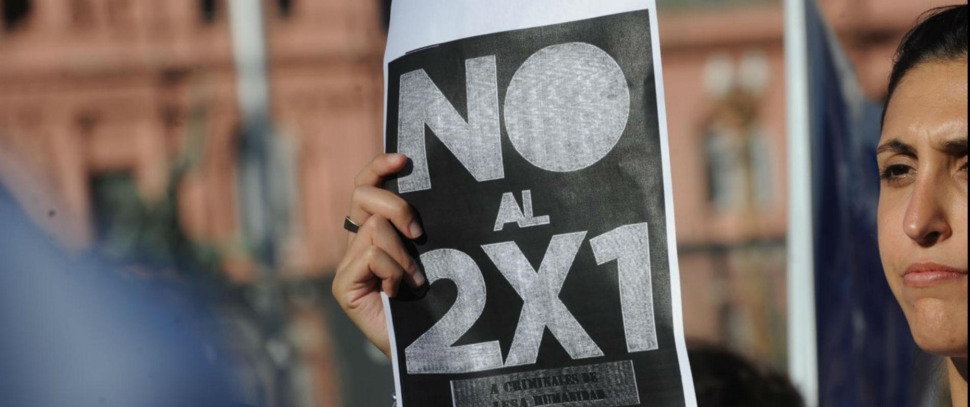 Acto contra la Impunidad (foto diario clarin)