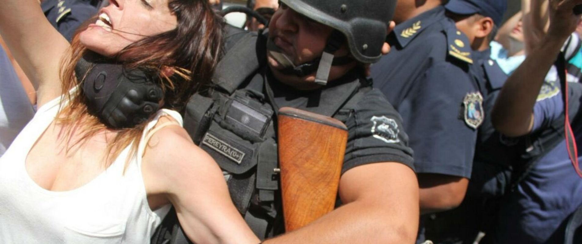 La FeTIA repudia enérgicamente la represión en Jujuy