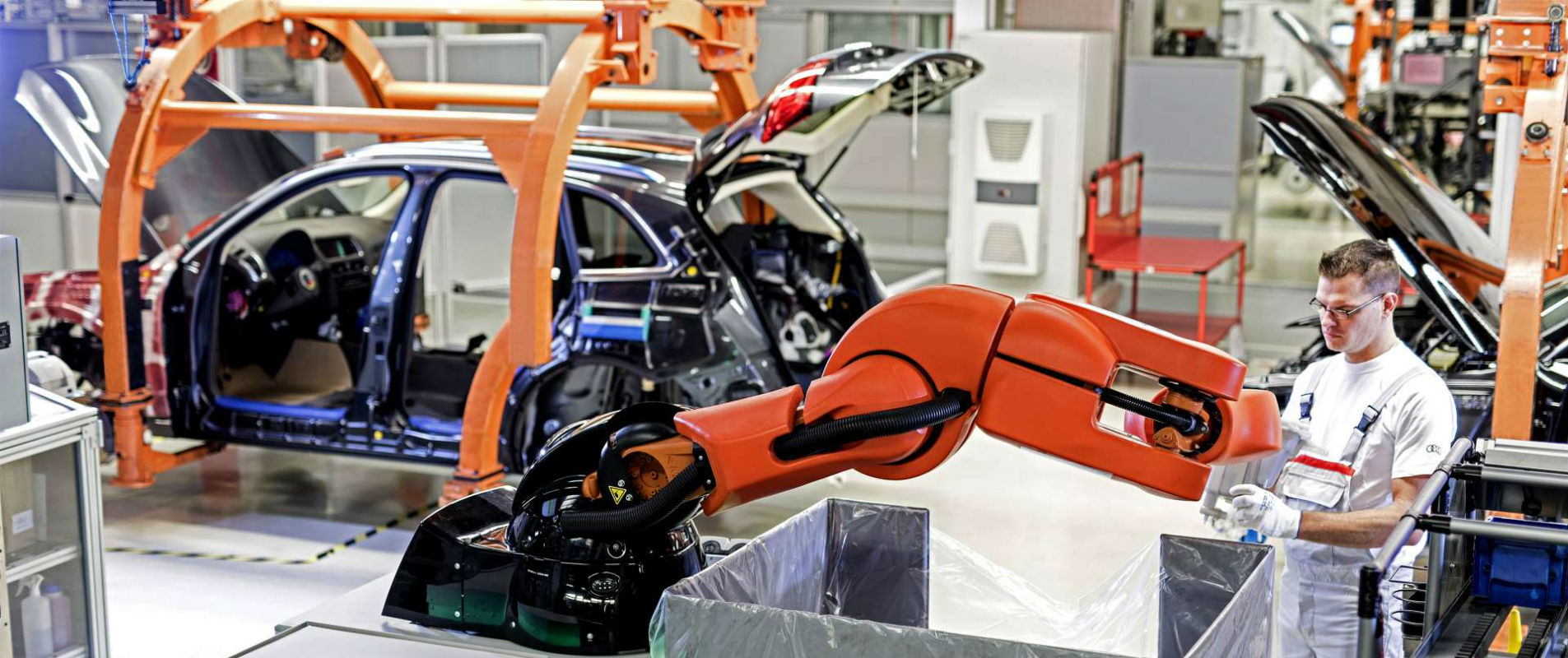 Los desafíos del mundo del trabajo ante la revolución de la robótica