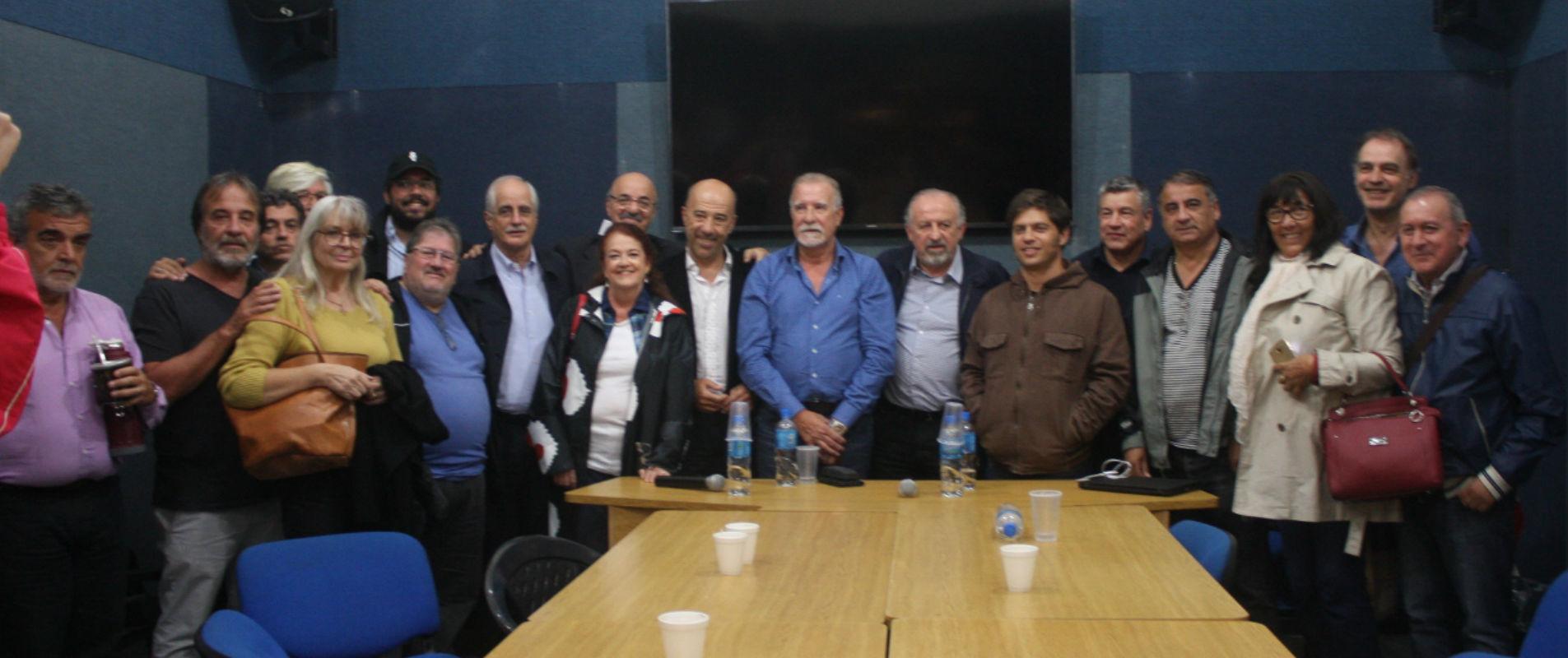 Comité de Solidaridad con Lula en la CTA