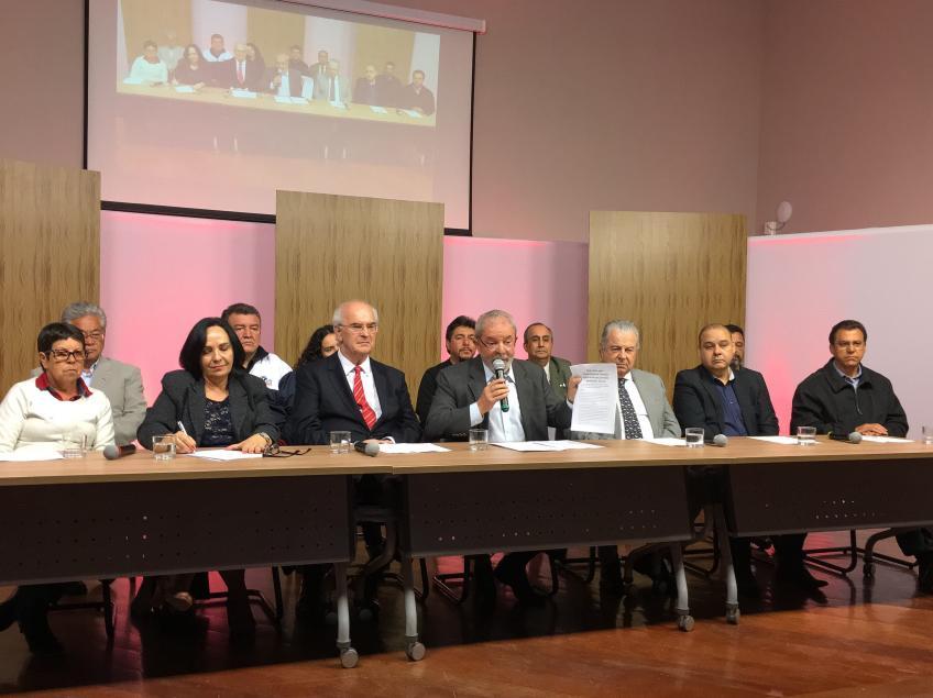 La FeTIA Invita a Adherir a la campaña Internacional de Apoyo a Lula